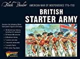 American War Of Independence, British Starter Army by Warlord Games