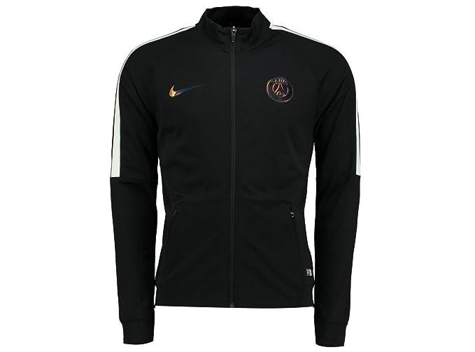 Nike PSG Y Nk Dry TRK Suit Sqd K Chándal, Niños, Negro Black/White ...