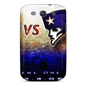 High Grade Richardcustom2008 Flexible Tpu Cases For Galaxy S3 - New York Giants