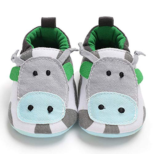 Baby Girl Boy Soft Sole Crib Shoes Snow Boots Home Floor First Prewalker