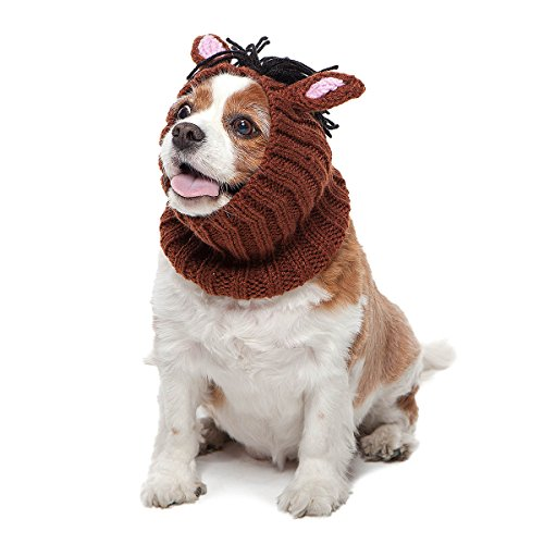 Zoo Snoods - The Original Knit Horse Dog Snood