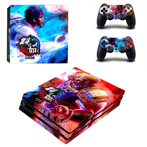 Playstation 4 Pro Vinyl Skin Decal THE DIPPER OF MAN YSP4P2113 (Dipper And)