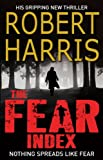 The Fear Index by Robert Harris front cover