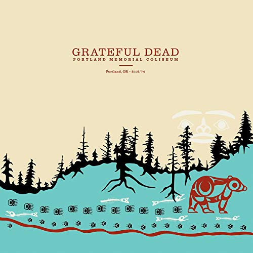 Used, Portland Memorial Coliseum, Portland, OR, 5/19/74 (Limited)(6LP) for sale  Delivered anywhere in USA
