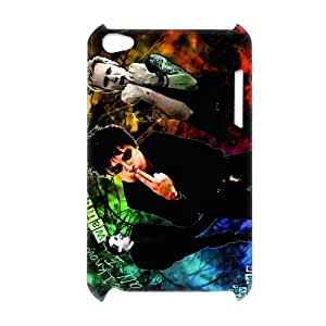 Good Gift Green Day Cool Punk Rock Band Hard Plastic Cover Case (HD Image) For Ipod Touch 4 3D