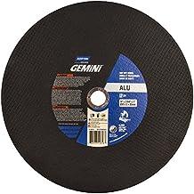 NORTON 66253314816 14X7/64X1 Type 01 Straight Wheel Gemini Aluminum (Price is for 10 Each/Box)