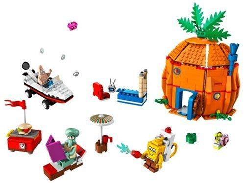Lego spongebob 3834