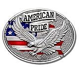 American Pride Belt Buckle