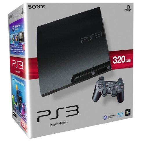 PlayStation 3 – Consola 320 GB
