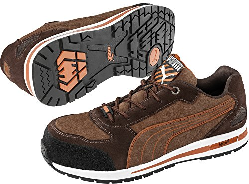 cheap sale manchester great sale cheap sale extremely PUMA Safety Men's Barani Low EH Brown sale perfect official site sale online free shipping 100% original 930l2yI0GB
