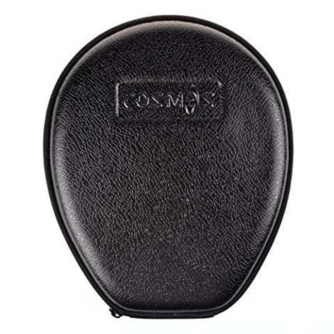 Cosmos ® PU Leather Protection Carrying Box for LG Electronics Tone LG HBS730 / HBS-750 / HBS-760 / HBS-800 Stereo Wireless Bluetooth Headset - - Bluetooth Headset Compatible