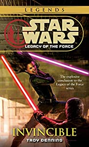 Invincible: Star Wars Legends (Legacy of the Force) (Star Wars: Legacy of the Force Book 9)
