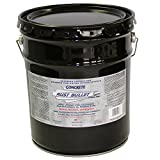 Rust Bullet RBCON5G Metallic Gray Protective Floor Coating for Concrete, 5 gal