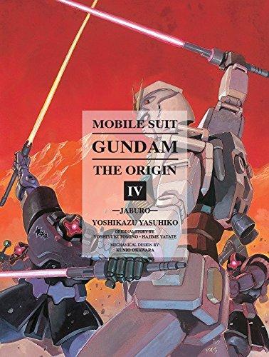 EBOOK Mobile Suit Gundam: THE ORIGIN, Volume 4: Jaburo TXT