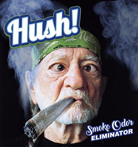 SNAVOO Hush! Rauchentferner, 57-113 ml Flaschen, Reisegröße, funktioniert auf Tabak, Unkraut, Topf oder Cannabis-Rauchgerüche – Wohnzimmer, Wohnung, Zuhause, Auto, Büro