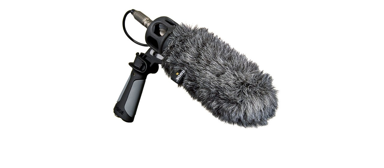 Rode WS7 Large Deluxe Wind Shield/Pop Filter for NTG3 Microphone by Rode