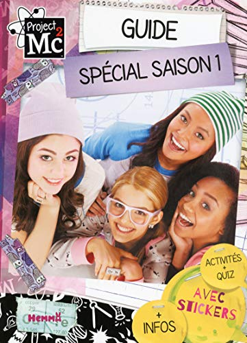 Price comparison product image Project MC2 - Guide spécial saison 1