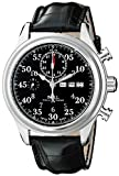 Ball Men's CM1030D-L1J-BK Trainmaster Analog Display Swiss Automatic Black Watch