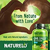 NATURELO One Daily Multivitamin for Men - with