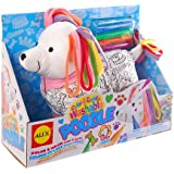 Alex Toys Craft Colour and Cuddle Poodle Soft Toy
