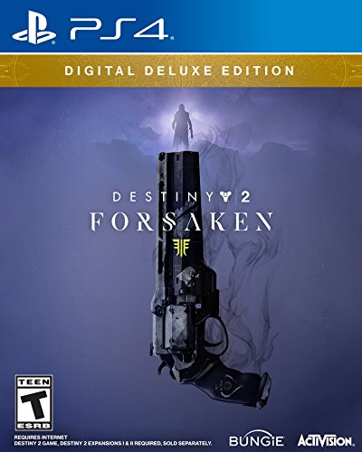Destiny 2: Forsaken Digital Deluxe Edition - PS4 [Digital Code] by Activision