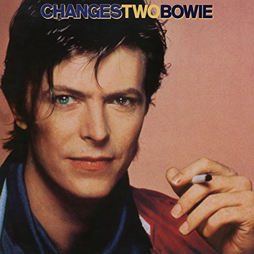 CD : David Bowie - Changestwobowie (CD)