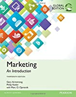 Marketing: An Introduction, 13th Global Edition Front Cover