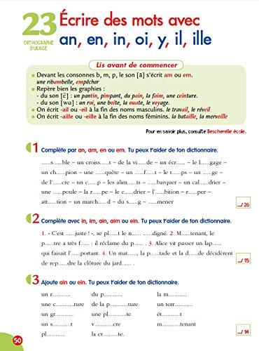 Les Cahiers Bescherelle: Francais Ce2 (8/9 Ans) (French Edition): 9782218989766: Amazon.com: Books