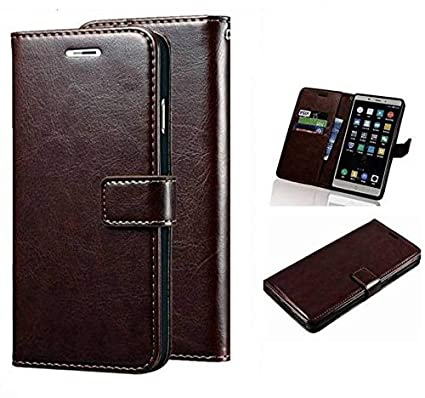 buy online 8bf50 43f17 Gionee M7 Power Finely Artificial Leather Flip Cover: Amazon.in ...