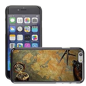 "Print Motif Coque de protection Case Cover // V00002390 Mapa del tesoro // Apple iPhone 6 6S 6G PLUS 5.5"""