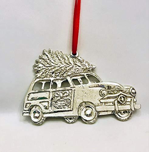 Woodie Woody Wagon Christmas Tree Ornament -