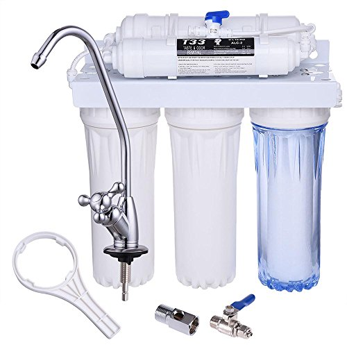 Yescom 5 Stage Ultrafiltration Filtration Drinking