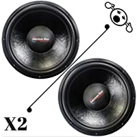 American Bass XD1544 15 inch 1400 Watts Subwoofer