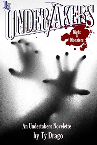 book cover of Night of Monsters