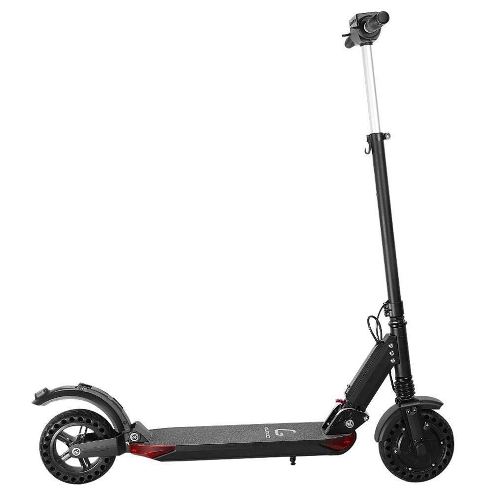 HOMMINI KUGOO S1 Pro Scooter Eléctrico Plegable, Scooter Eléctrico para Adultos, Patinete eléctrico Velocidad Máxima 30 km/h, 30 km de Autonomía, ...