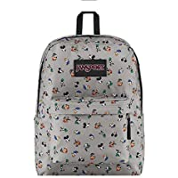 Mochila JanSport Disney SuperBreak Gang Dot Grey
