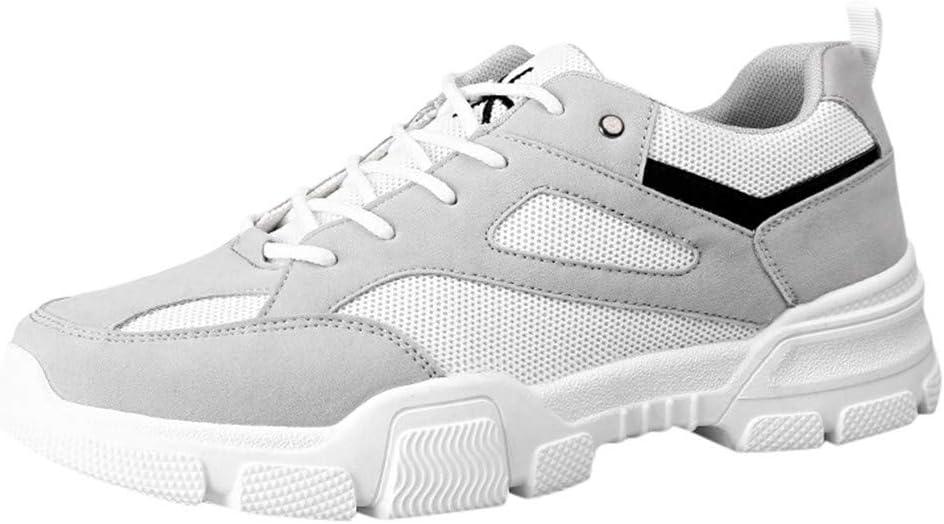 Jfhrfged - Zapatillas de Gimnasia para Hombre, Estilo Casual, para Correr, Hiking, Transpirables, Deportivas, para Gimnasio: Amazon.es: Deportes y aire libre