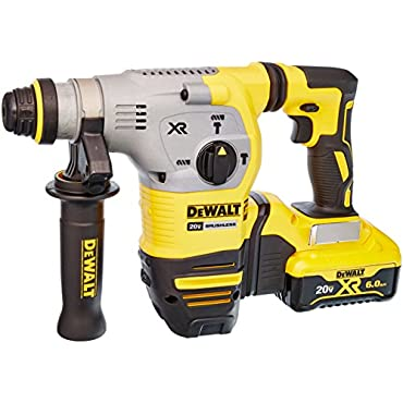 DeWalt DCH293R2 20V Max XR Brushless 1-1/8 L-Shape SDS Plus Rotary Hammer Kit