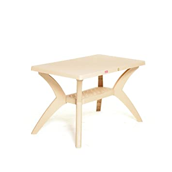 Varmora Dinning Table Savor (Beige)