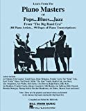 The Piano Masters, Hal Leonard Corp., 1423495896