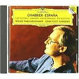 E. Chabrier: Suite Pastorale Habanera/ Espana / Larghetto / Ouverture De Gwendoline / Prelude Pastoral / Marche Francaise / Fete Polonaise