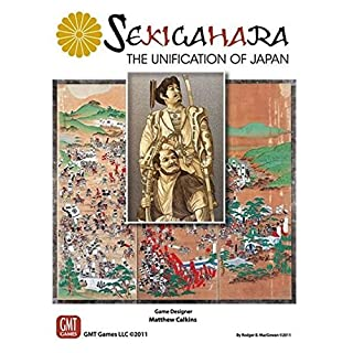 SEKIGAHARA: Unification of Japan: 3rd Printing