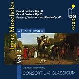 Moscheles: Septet op.88 / Sextet op.35 / Variations op.46