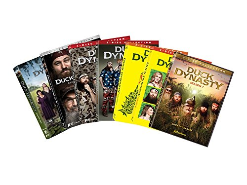 Duck Dynasty: Seasons 1-7 (Amazon Exclusive)