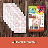 ZenToes Soft Foam Callus Cushions 24 Waterproof