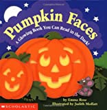 img - for Pumpkin Faces: A Glowing Book You Can Read in the Dark! book / textbook / text book