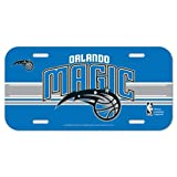 NBA Orlando Magic License Plate
