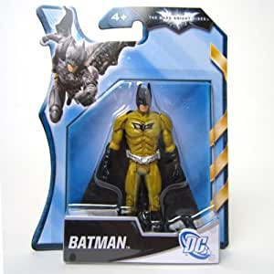 Batman - The Dark Knight Rises - Gold And Black Batman 4 Inch Figure