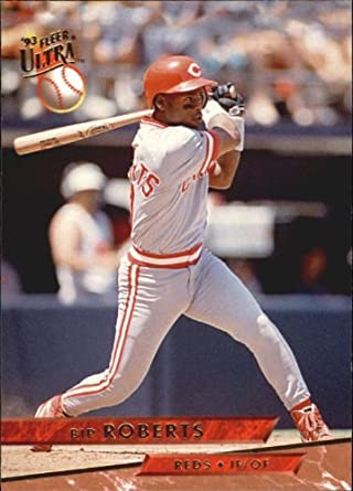 Amazoncom 1993 Ultra Baseball Card 34 Bip Roberts Mint