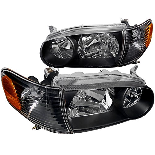 Spec D Tuning 2LCLH COR01JM RS Corolla Headlights